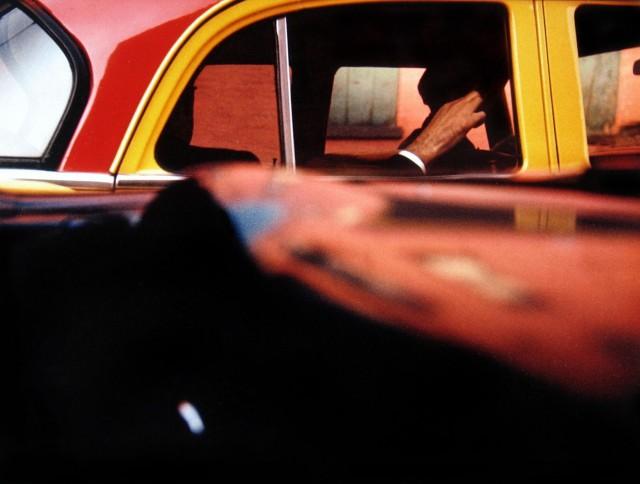 Такси, 1957. Фотограф Сол Лейтер