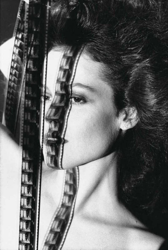 Сигурни Уивер, 1983. Фотограф Хельмут Ньютон