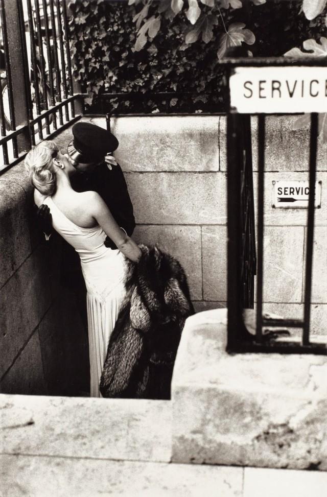 French Vogue, 1980. Фотограф Хельмут Ньютон