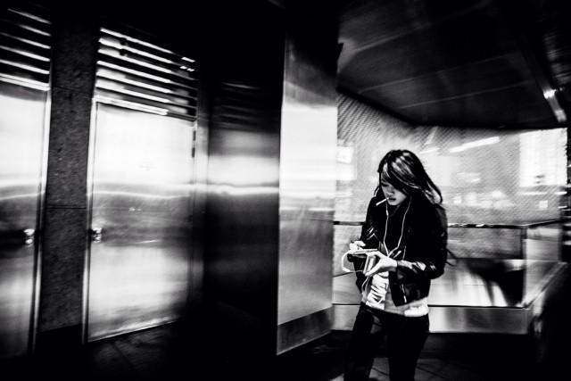 Гонконг, Изоляция. Фотограф Ксиза Круз Бакани
