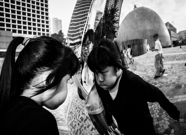 Гонконг, Ностальгия. Фотограф Ксиза Круз Бакани
