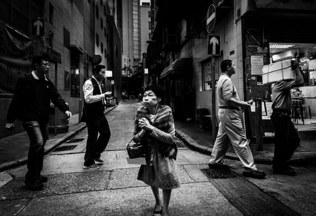 Гонконг. Фотограф Ксиза Круз Бакани