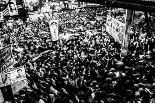 Филиппины. Фотограф Ксиза Круз Бакани