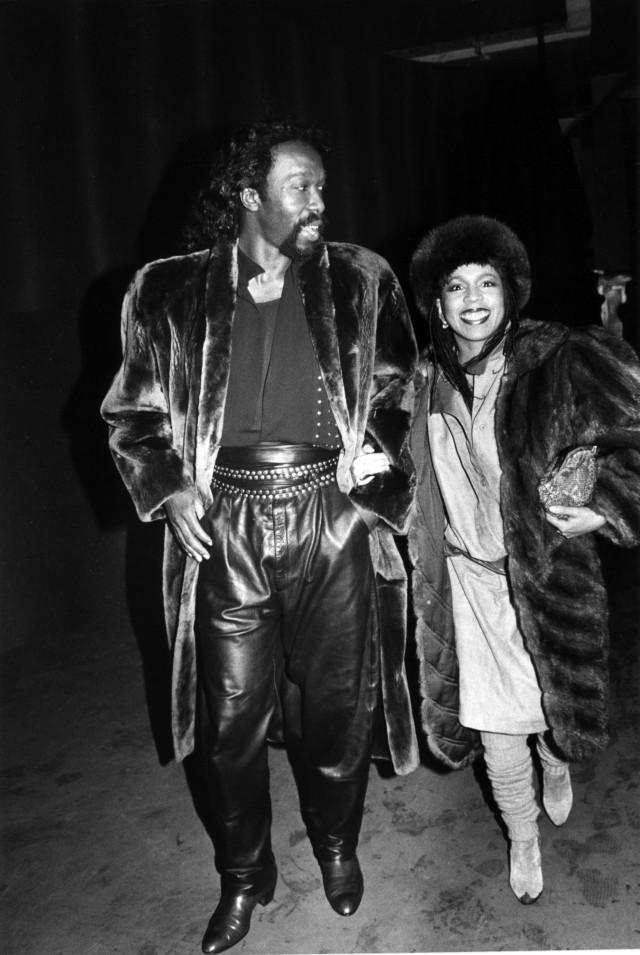 Эшфорд и Симпсон, 1970-1980-е. Фотограф Билл Каннингем