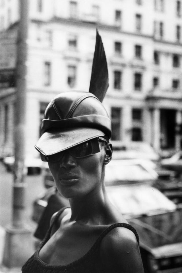 Грейс Джонс, 1979-1981. Фотограф Билл Каннингем