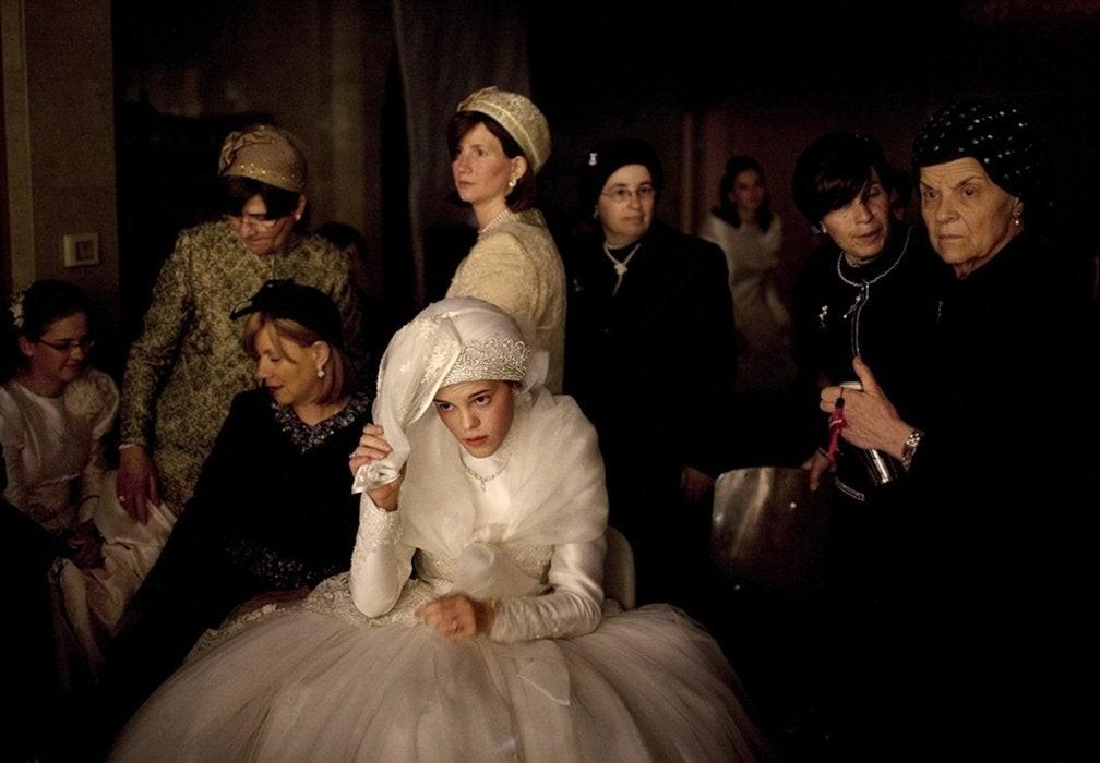 «Ультраортодоксальная еврейская свадьба». Автор CivilRiceOnionRing