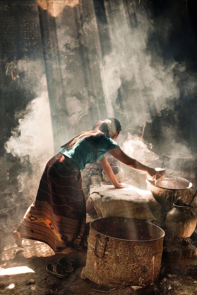 «Пекарь». Автор Bas Uterwijk