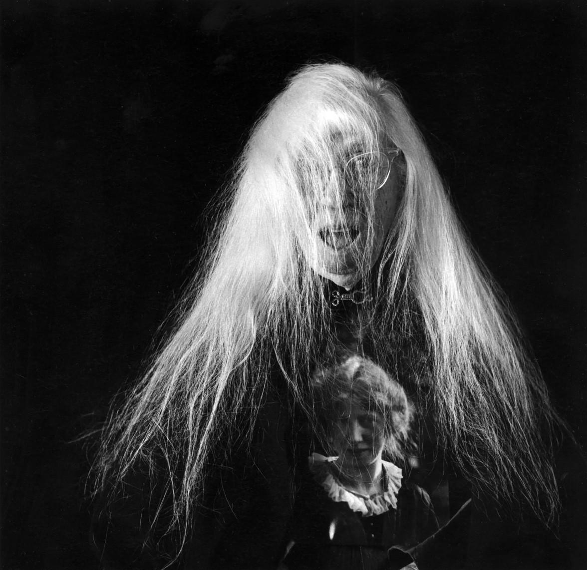 Автопортрет, 1900-1974. Фотограф Имоджен Каннингем