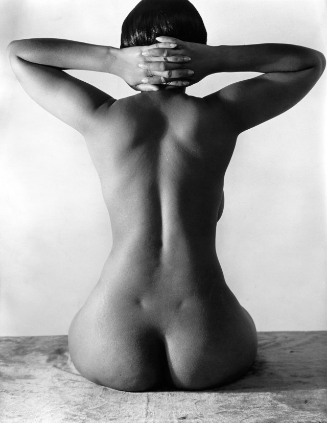 Обнажённая, 1939. Фотограф Имоджен Каннингем