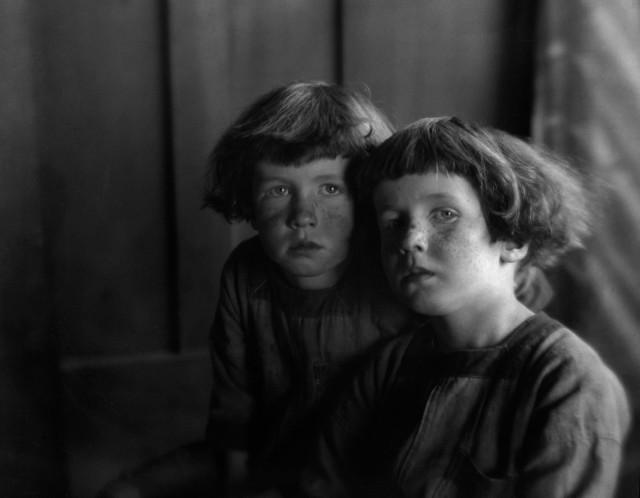 Рондал и Падерик, 1922. Фотограф Имоджен Каннингем