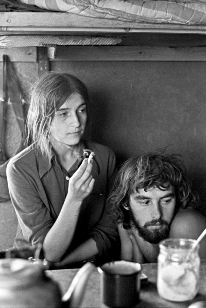 Двое, 1977