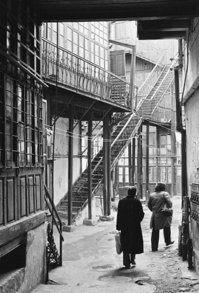 Ичкри Шахер (старый город), Баку, 1979