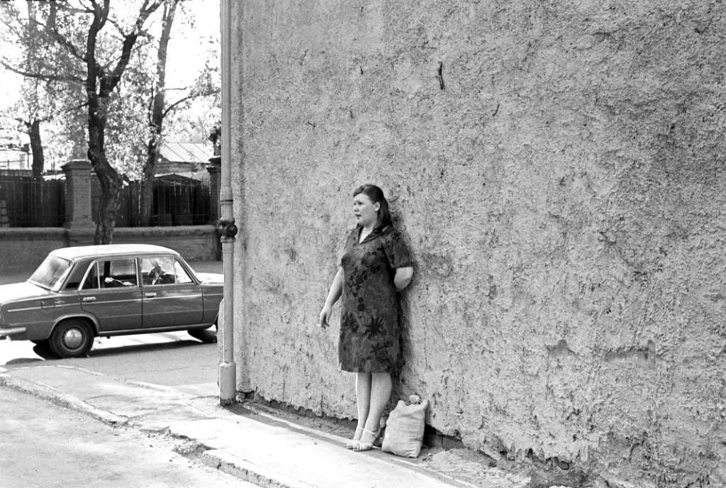 Москва, 1979