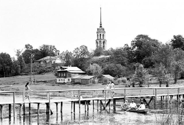 Шуя, 1969. Фотограф Игорь Пальмин