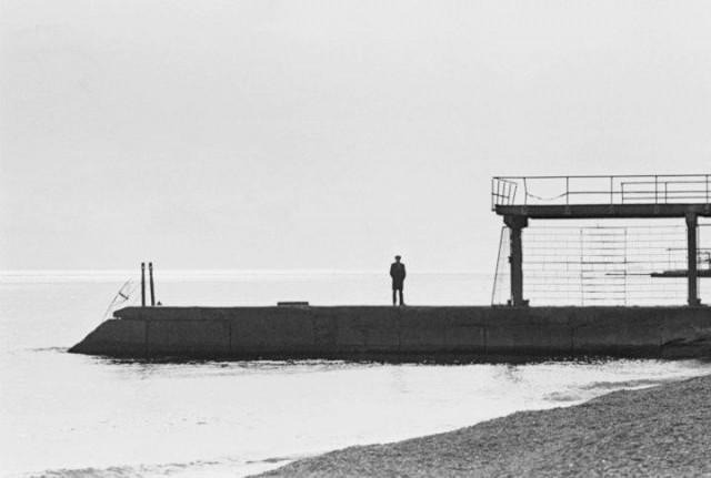 Ялта, март, 1983. Фотограф Игорь Пальмин