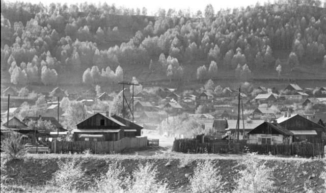 Закаменск, Бурятия, 1980. Фотограф Игорь Пальмин