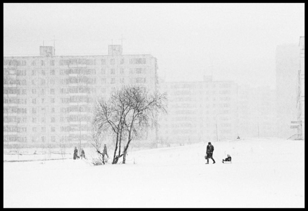 Москва, Вешняки, 1977