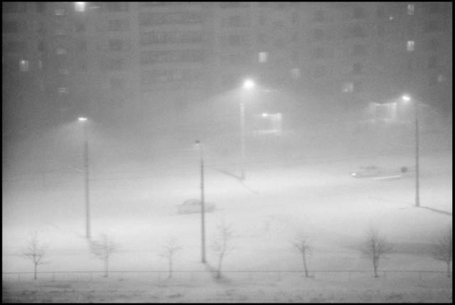 Москва, Вешняки, 1977. Фотограф Игорь Пальмин