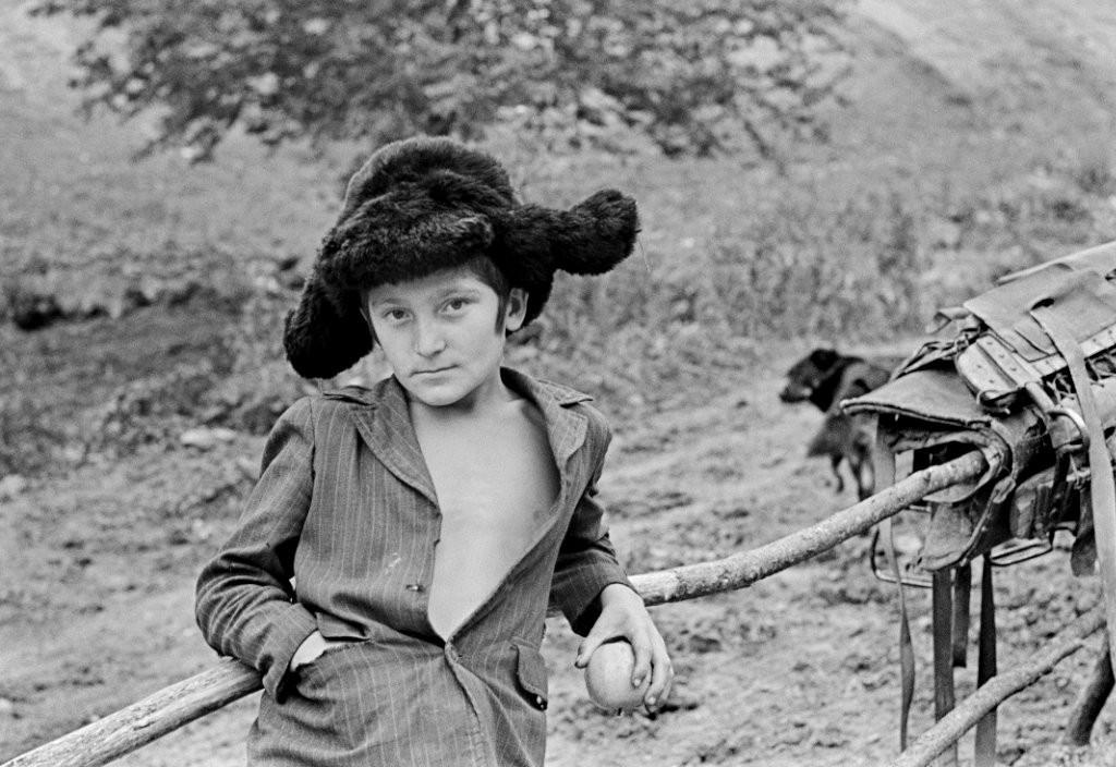 Сын пастуха, Чечня, 1977