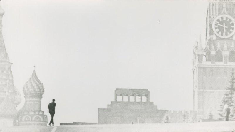Шесть без двенадцати. Москва, 1960-е