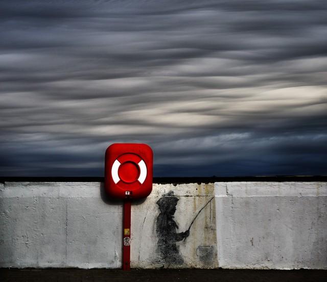 Cloud Catcher, London. Photographer Sergey Kolyaskin