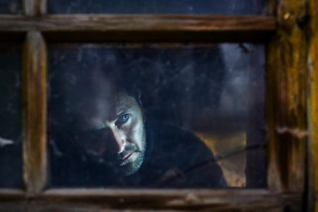 Empty house. Photographer Sergey Kolyaskin