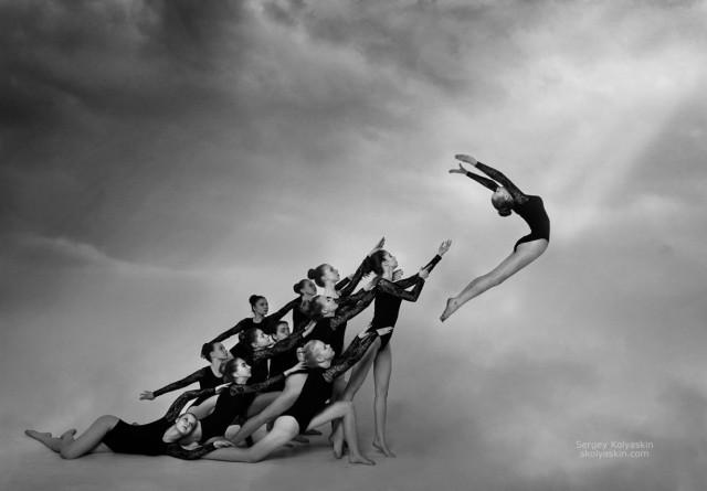 Thirst for honor. Photographer Sergey Kolyaskin