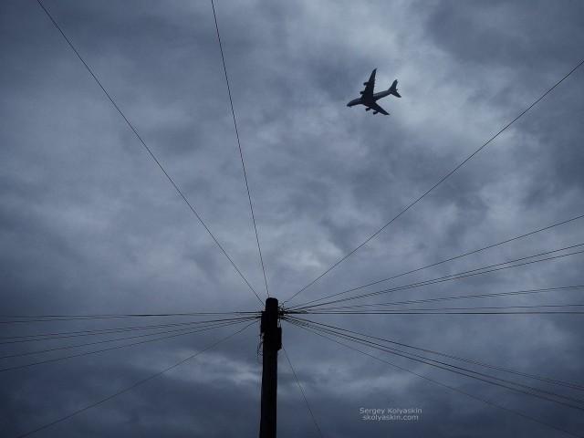 On the Web, London. Photographer Sergey Kolyaskin