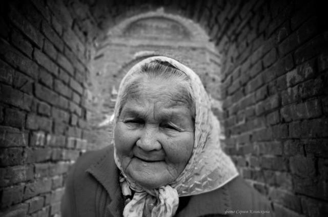 Photographer Sergey Kolyaskin