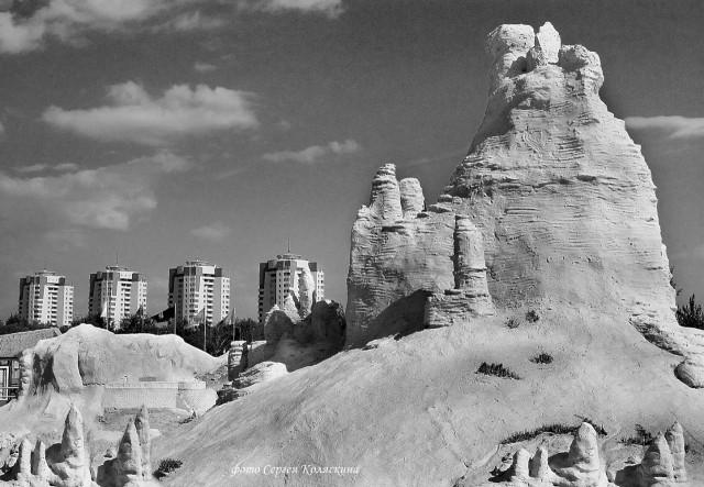Termites, Astana. Photographer Sergey Kolyaskin