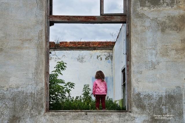 Forgotten Russia, Ural. Photographer Sergey Kolyaskin