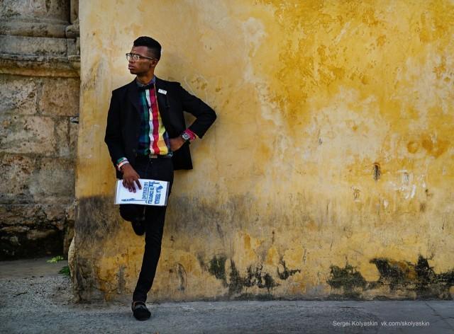 Mod, Cuba. Photographer Sergey Kolyaskin