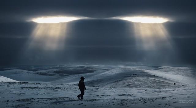 Пред очами Севера, Арктика. Фотограф Сергей Коляскин