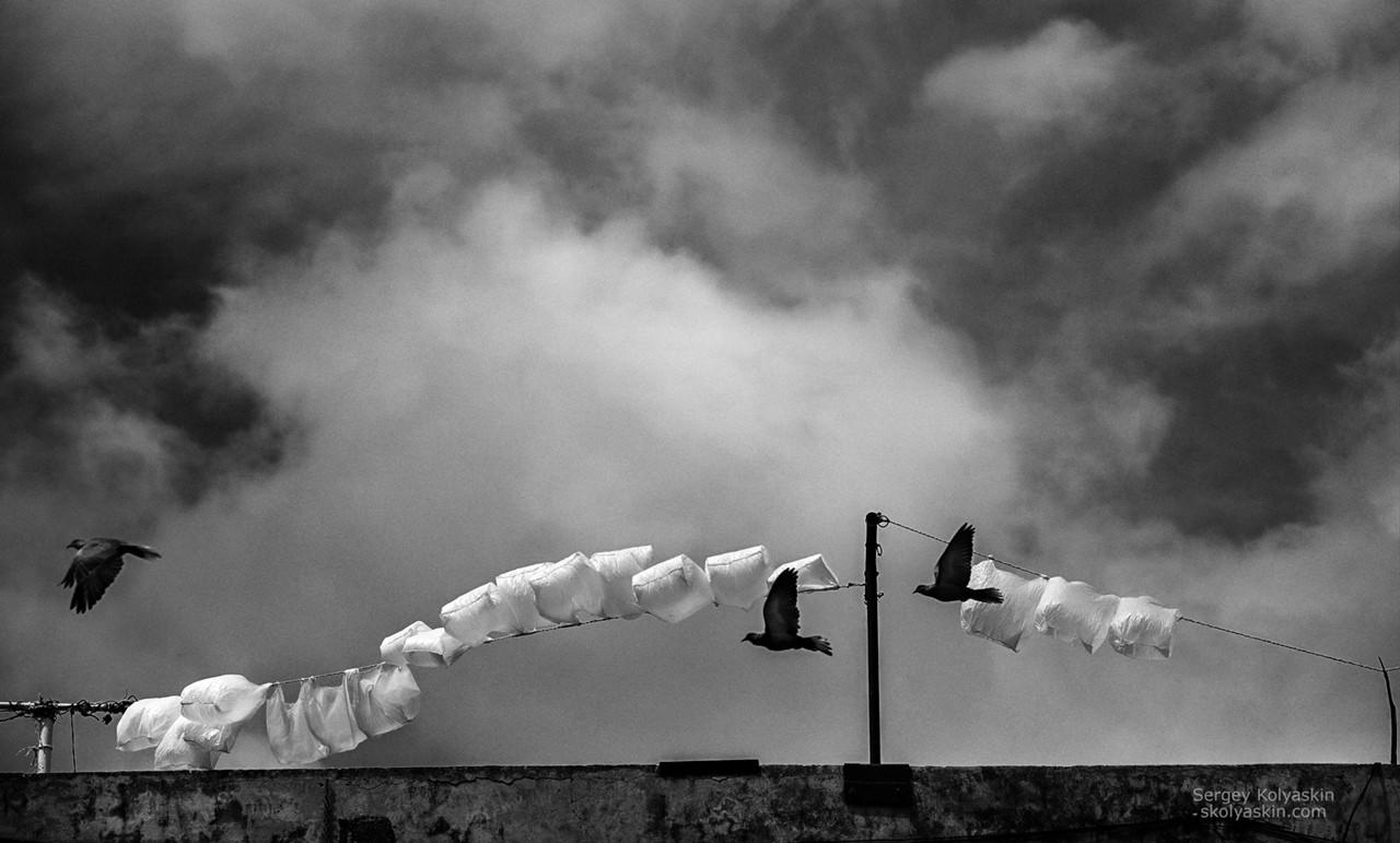 Полет, Куба. Фотограф Сергей Коляскин