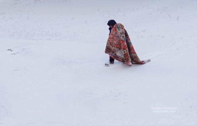 Время чистоты, Златоуст. Фотограф Сергей Коляскин