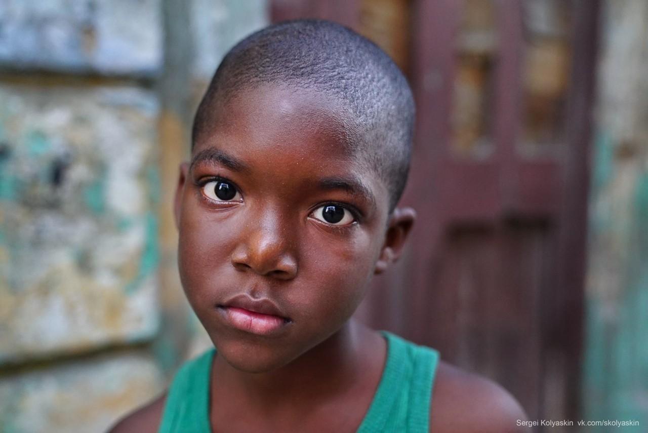 Глаза Кубы. Фотограф Сергей Коляскин