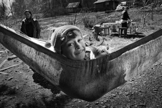 Иваново детство. Фотограф Сергей Коляскин