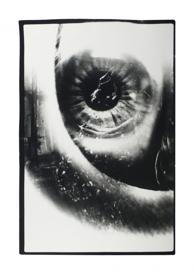Испытание розами-8, 1961-62. Фотограф Эйко Хосоэ