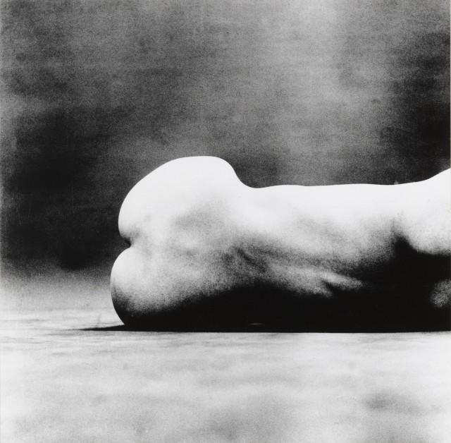 Мужчина и женщина, 1960. Фотограф Эйко Хосоэ