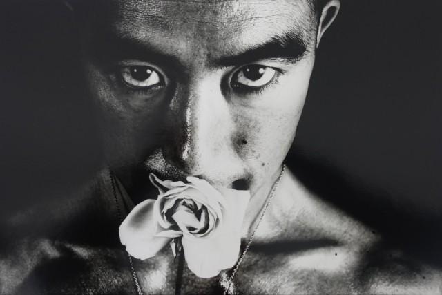 Испытание розами-32, 1961-62, 1968. Фотограф Эйко Хосоэ