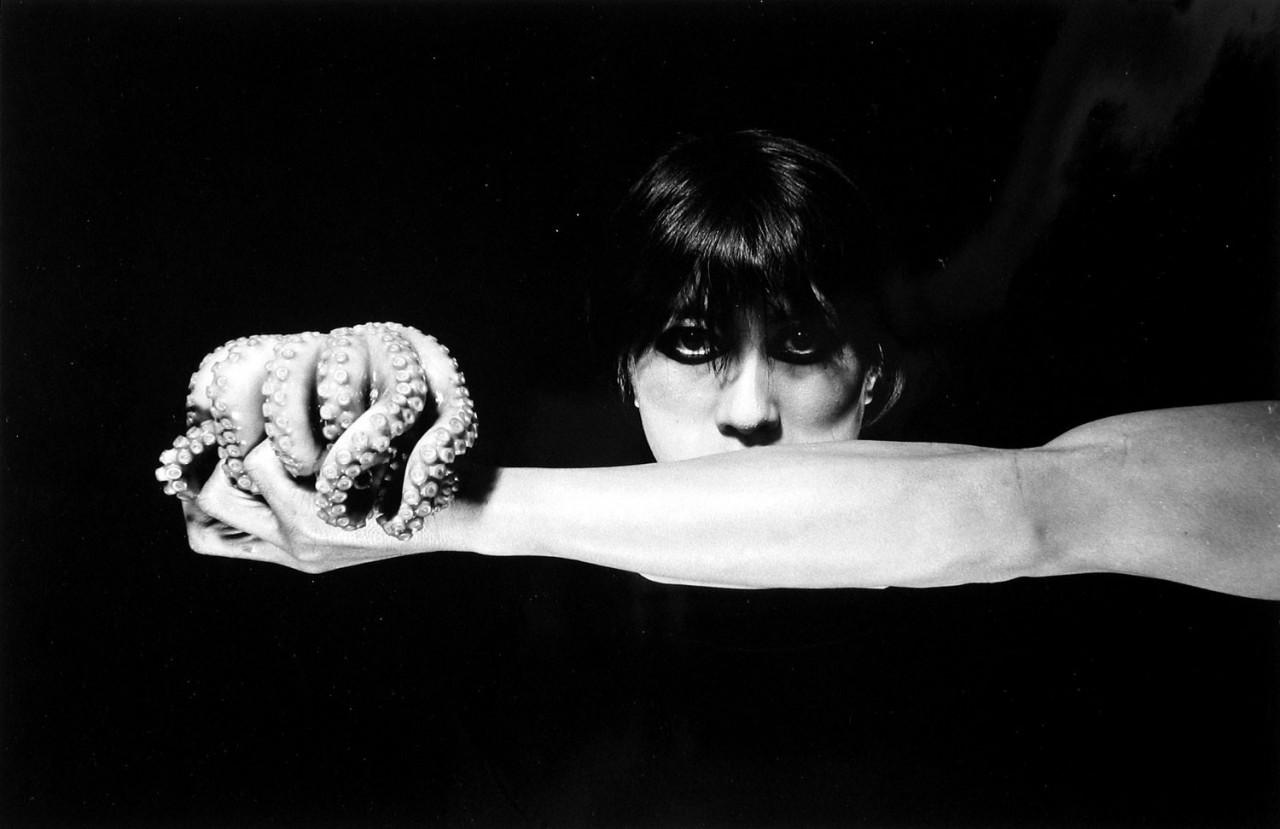 Мужчина и женщина-31, 1960. Фотограф Эйко Хосоэ