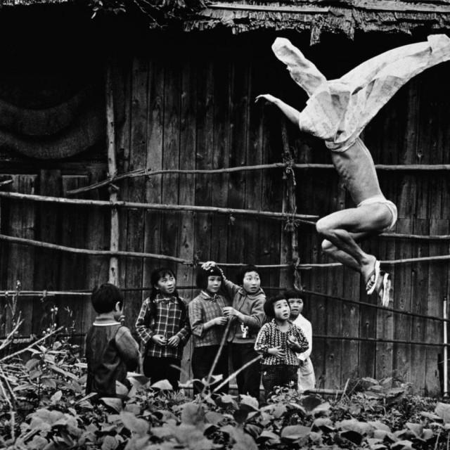 Камаитачи-17, 1965. Фотограф Эйко Хосоэ