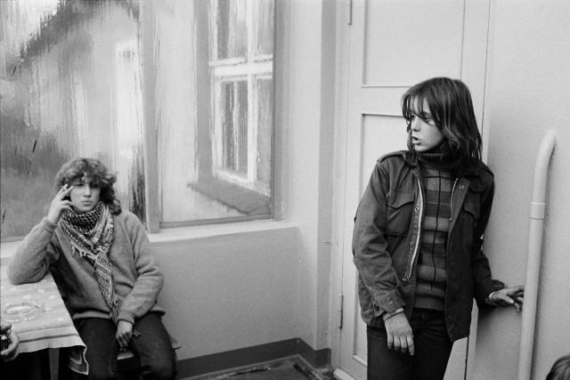Хеннигсдорф, 1981. Фотограф Уте Малер