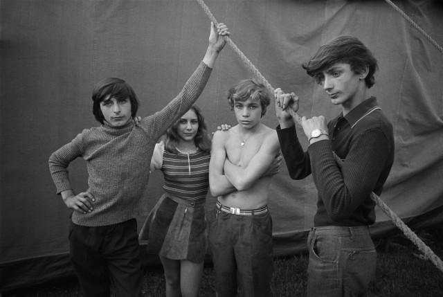 Цирк, 1973. Фотограф Уте Малер