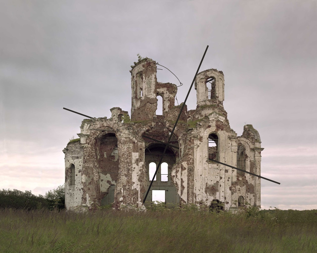 Монументы, 2017. Фотограф Данила Ткаченко