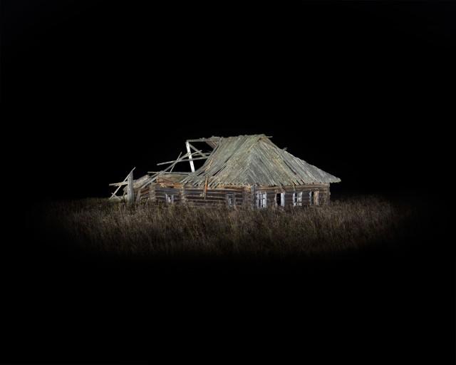 Последний житель, 2014. Фотограф Данила Ткаченко