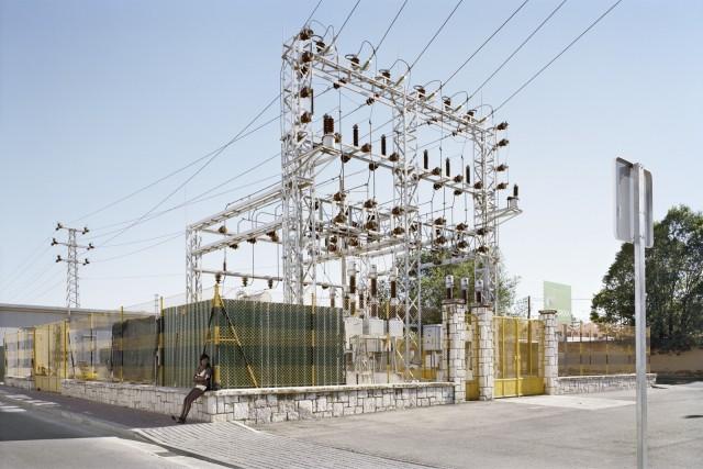 Полигон Маркони, Мадрид. Фотопроект «Игра в ожидание». Фотограф Чема Сальванс