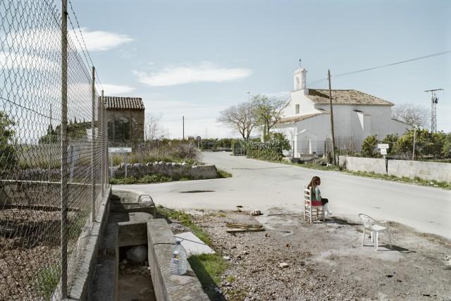 Фотопроект «Игра в ожидание». Фотограф Чема Сальванс