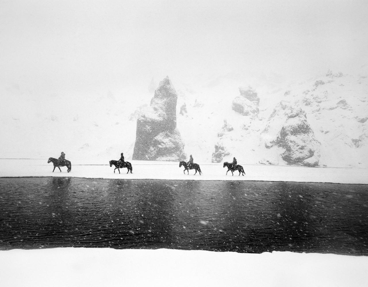 За горами. Фотограф Рагнар Аксельссон