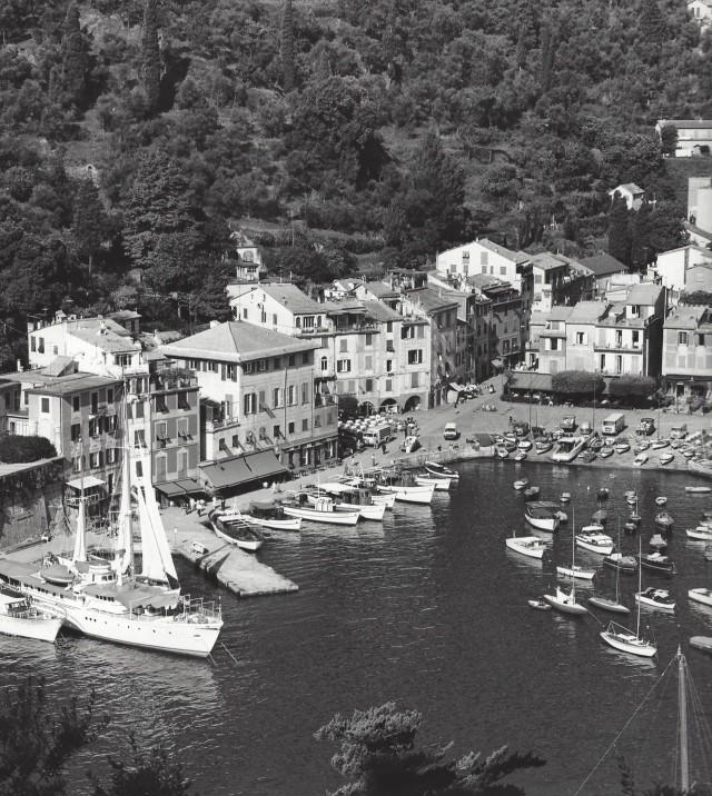 Портофино, 1958–1963. Фотограф Кис Шерер